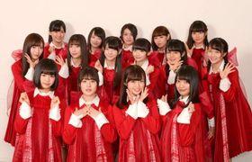 CDデビューが実現したNGT48のメンバー