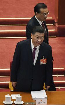 中国、21年成長率目標6%以上