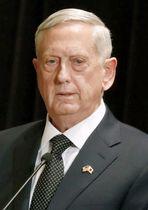 マティス米国防長官