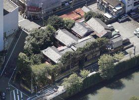 積水ハウスが購入代金をだまし取られた東京都品川区の土地