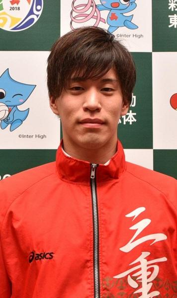 水泳 日本選手権 難波暉 リレーで東京五輪へ 四日市出身