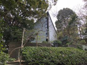 「ノアの方舟」をイメージした澤田美喜記念館