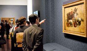 幻の大壁画ひもとく 県美術館で「ダ・ヴィンチ展」開展式