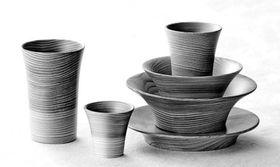 「神山しずくプロジェクト」で製作された木製食器