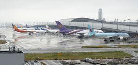 関西空港の第1ターミナル