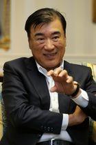 ハウステンボス(HTB)澤田会長=佐世保市、ハウステンボス