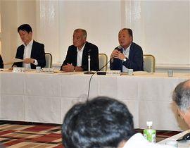 トキの適期収穫に向けて生産・流通・販売の各関係者が意識を共有した対策会議