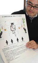 「佐久鯉報恩感謝の儀」のイメージ図