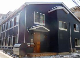 スマートデイズが「かぼちゃの馬車」の名称で手掛けるシェアハウス=1月29日、東京都豊島区