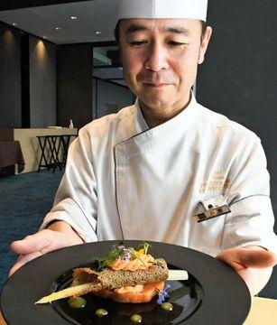 「信濃の国」の食材を使ったフレンチコースはいかが 二子玉川エクセルホテル東急