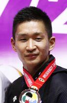空手の東京五輪代表に決まった荒賀龍太郎