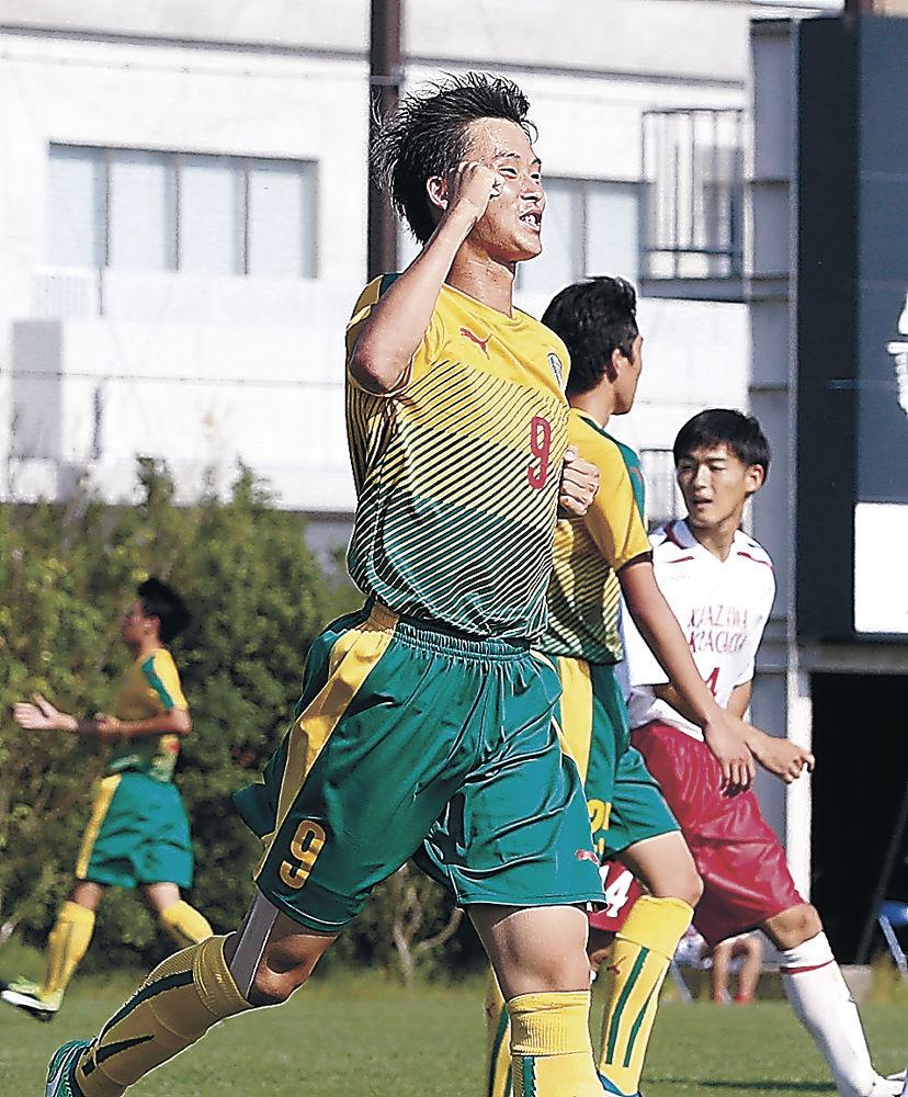 県高校総体サッカー、星稜V7