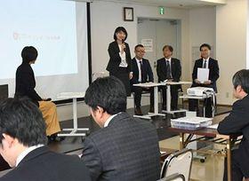 台湾人旅行客向けの商品開発などについて話し合ったトークセッション