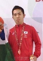 2種目で銅メダルを獲得した反町