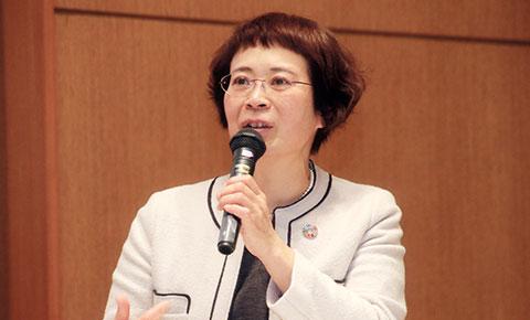 コープデリ生活協同組合連合会常務理事・山内明子氏