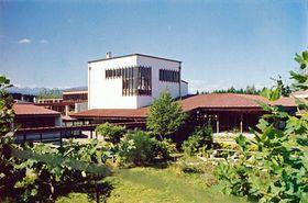 七戸町立城南小学校図書館棟(1965年竣工、東京大学吉武研究室、長澤悟撮影)