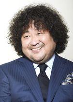インタビューに答える葉加瀬太郎