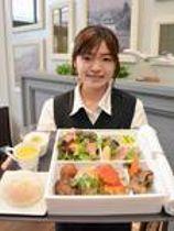 ファーストクラスの機内食が味わえる! 秋田市のレストラン