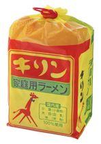 小笠原製粉のご当地即席麺「キリンラーメン」