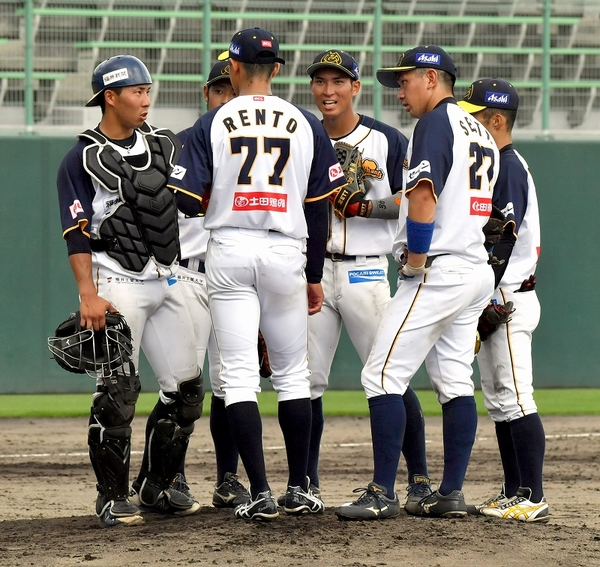 BCリーグ 福井 5回に4失点、反撃できず凡退 4位に転落