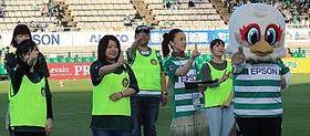 手話でチームスローガン「OneSoul」などを披露した手話応援団