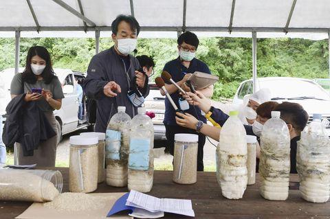 韓国、ビラ散布の不当性アピール