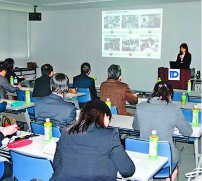 NIE教育に新聞を 県内4校が授業の実践報告 本社でセミナー