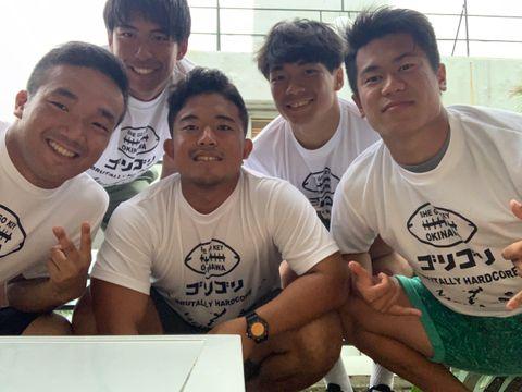 奇想天外、趣向を凝らした練習メニュー 「タモン式渚のキャンプ」に参加して