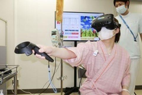 ゲーム感覚でリハビリ 仮想世界で体の機能回復 新型コロナ対策にも