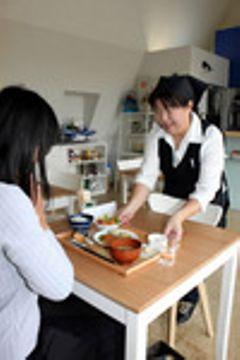 こだわり野菜ランチのカフェ開設