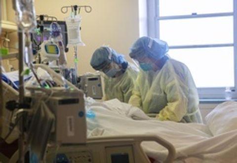 感染期間短いと入院減 新型コロナで米研究