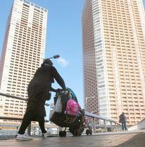 東京都港区の高層マンション
