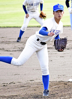 磐城が初戦突破、東海大山形に6-0 秋季東北地区高校野球