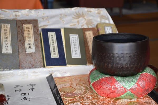 薬師寺さんも普段使用する仏具