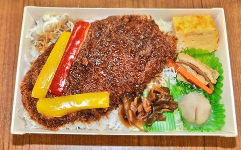 「かつ弁当」召し上がれ 福島わらじまつり食でアピール