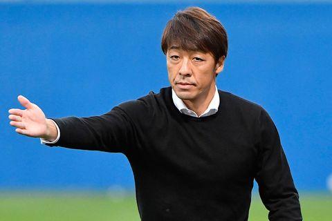 横浜FC・下平監督(資料写真)