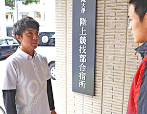 優勝候補指導者として「箱根駅伝」 国学院大コーチ・石川さん