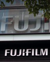 富士フイルムのロゴ