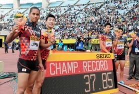 目立つ外国出身の日本代表選手 きっかけは「兵庫国体」