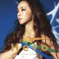 安室奈美恵さんのシングル曲「Hero」のジャケット
