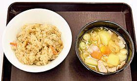 栄養バランスに優れた季節の味の特別メニュー「勝ち飯」