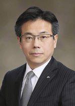 中部電力社長に昇格する林欣吾取締役専務執行役員