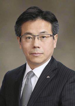 中部電力社長に林欣吾氏