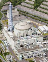 高速増殖原型炉もんじゅ=福井県敦賀市
