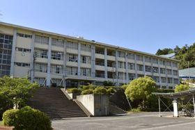 2020年度末に廃校となることが決まった大阪府立柏原東高