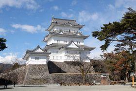 小田原城の天守閣