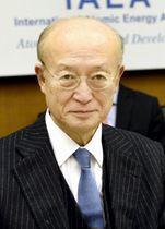 IAEAの天野之弥事務局長