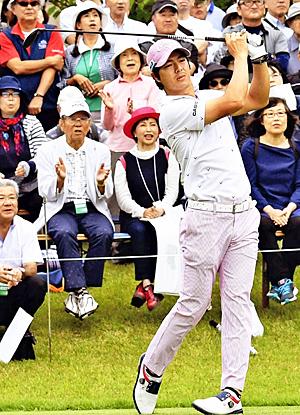 石川遼プロが来る!26日・棚倉田舎倶楽部 ジュニア親子ゴルフ