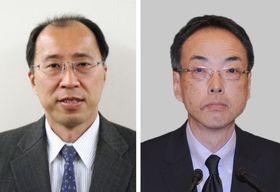遠藤俊英氏、森信親氏