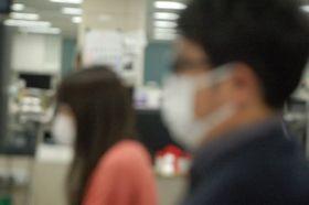 (資料写真)インフルエンザ